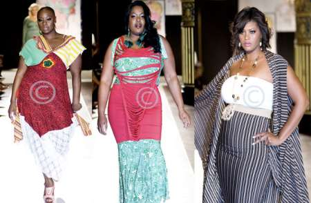 Agape for Full Figure Fashion Week