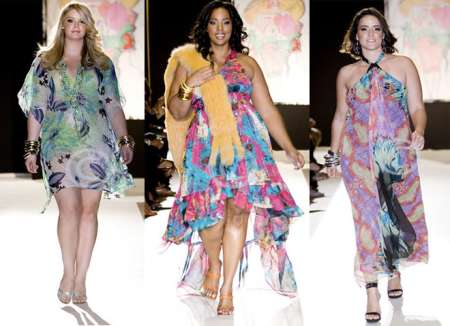 Ashley Stewart for Full Figured Fashion Week