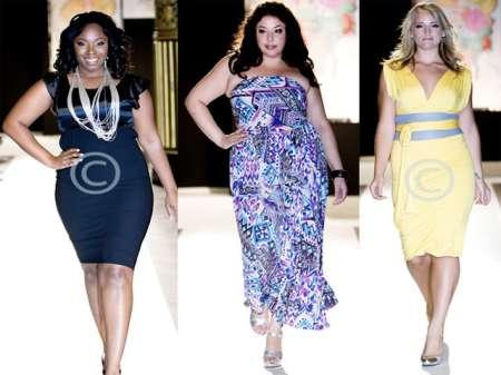 BGU on the Runway for Full Figured Fashion Week
