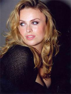 International Plus Supermodel Charlotte Coyle