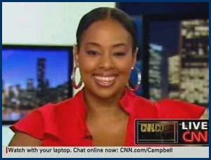 Mia Amber on CNN
