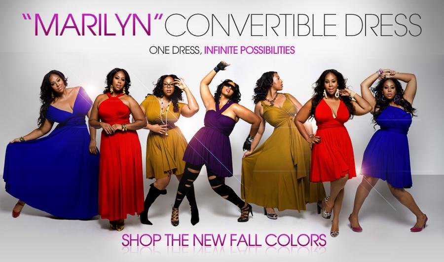 565c4b518a641 Convertible Plus Size Dresses – fashion dresses