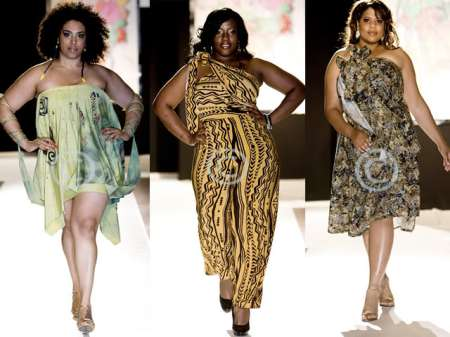 Osun for Full Figure Fashion Week