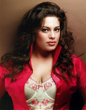 Plus Model Ashley Graham, Ford Models