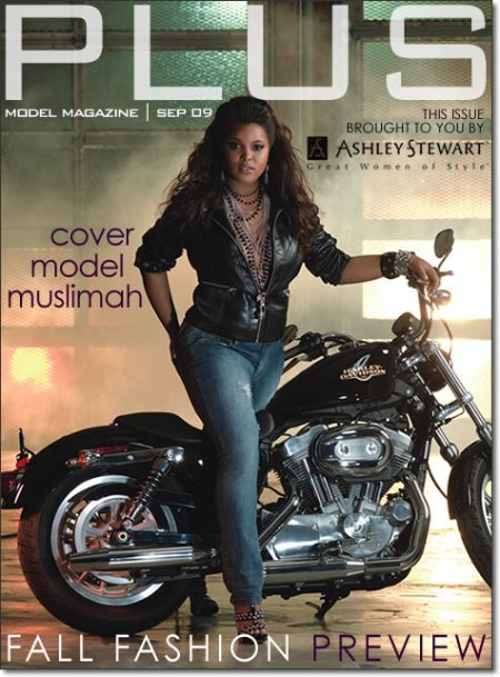 Plus Model Magazine Sept. 2009