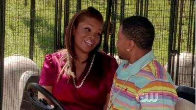 Kendra C. Johnson and Hosea Chanchez