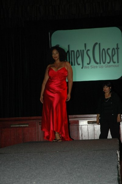 Mia Amber for Sydney's Closet