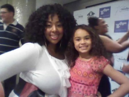 Mia Amber with Liyah